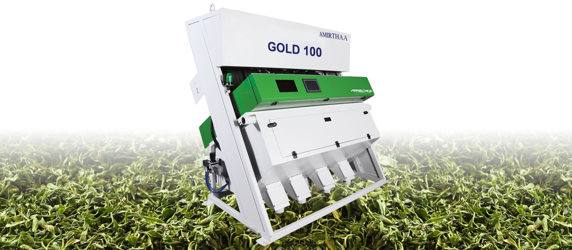 Tea Leaf Sorting Machine